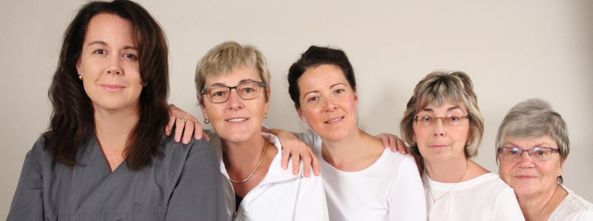 Hausarzt Teutschenthal - das Team
